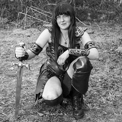 IMG_3804 (ForeverLawless) Tags: photography princess cosplay sword warrior xena hercules 2016 lawless xenite xenaverse