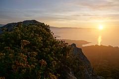 French riviera - Cte d'Azur - 2 (Adrien Hay) Tags: ocean sunset mer saint montagne sunrise french riviera tropez cte paysage extrieur var dazur mditerrane toulon maures
