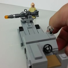 Air Force armament loader (Yitzy Kasowitz) Tags: army lego aircraft crew airforce wwb armament brickarms brickmania