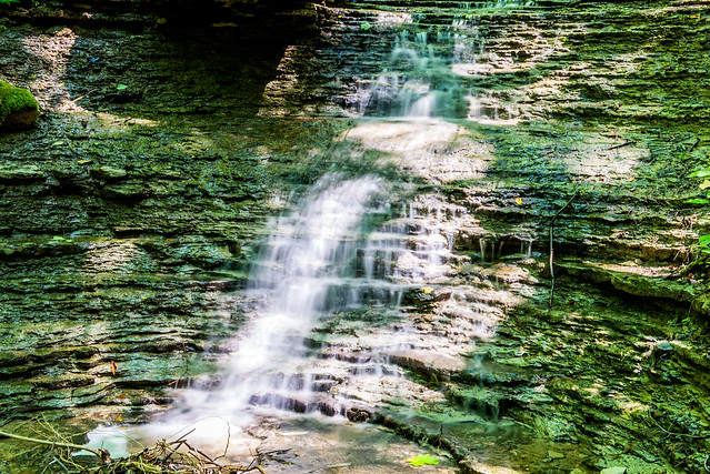 Horseshoe Falls - Hanover College - June 6, 2016