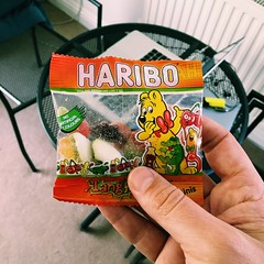 No Dougal, these ones are small (187/366) (garrettc) Tags: sugarrush home haribo sweets 366 365