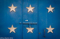 (Dubai Jeffrey) Tags: street stars handle gate dubai latch horalanz