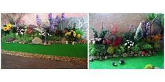 LaurenLand Garden 2 of 4 (suekulec) Tags: garden 16 diorama playscale