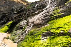 a lttle stream (.) Tags: espaa praia beach water spain nikon cathedrals galicia spanien espania galizia praiaascatedrais d7100