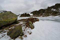 Tremorgio - Lago Let Giugno 2016 (Photo by Lele) Tags: tremorgio lago let giugno 2016 prevat pizzo laghi alpini ticino capanna leit ghiaccio panorama aperto neve leventina campolungo alpe