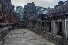 Angkor Thom (silkylemur) Tags: canon lens temple ruins asia cambodia angkorwat vietnam fullframe siemreap angkor canoneos zoomlens llens 24105mm canonef canonef24105mmf4l canonef24105mmf4lisusm キャノン eflens canonef24105mmf4lisusmlens efmount canoneos6d krongsiemreap