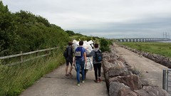 20160623_125533 (Keep Wales Tidy) Tags: bridge summer up coast marine severn clean litter learning monmouth welsh care baccalaureate caldicot rogiet welshcoastalpathcleanup