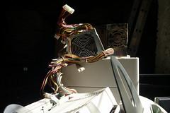 E-Waste Still Life (Kojotisko) Tags: brno creativecommons czechrepublic czechia panasoniclumixdmcft2