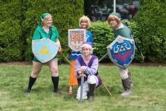 Anime North 2016 Legend of Zelda Sunday (3 of 29) (Xander Ashburn) Tags: ca toronto ontario canada cosplay loz legendofzelda animenorth2016