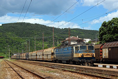 Freight Train 50504 (Krali Mirko) Tags: railroad train transport locomotive railways bdz