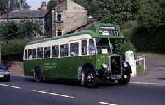wyks - snoc preserved 262 stump cross 8-89 JL (johnmightycat1) Tags: bus bristol ecw yorkshire rally