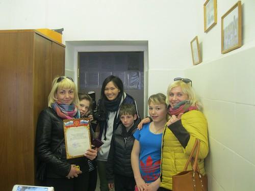 Волонтеры из Иркутска - Свобода