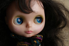 Over forty years of grime (Blythe Spa Time) Tags: blue time side chips wash kenner blythe raven spa glance treatment