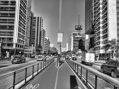 Avenida Paulista - So Paulo - Brasil (Flatismento) Tags: brazil brasil saopaulo sopaulo sampa avenidapaulista centrodesopaulo saopaulodowntown