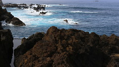 Madeira Coastline (abrideu) Tags: abrideu canoneos100d coastline madeira cliffs sea seascape outdoor shore ocean