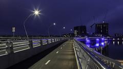Bennelong Bridge - Sydney (on the water photography) Tags: bennelongbridge sydney homebush bridge wentworth