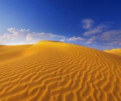 Oman, No Region, Wahiba (thotran7989) Tags: travel vacation sky holiday skies desert natural dusk ripple sandy dune middleeast ripples rippled sanddune arid deserts naturalworld sanddunes wahibasands sultanateofoman omani desertscene desertscenes ramlatwahaybah