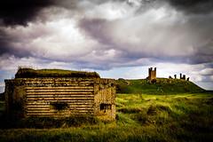 Pillbox, Dustanburgh (Richard_Turnbull) Tags: pillbox dustanburgh castle nikon d600 northumberland northeast northumbria