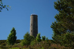 Scolty Hill Tower (steve_whitmarsh) Tags: wood trees tower architecture forest scotland aberdeenshire hills scolyhill