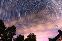 Trail July 2 (nicklucas2) Tags: astrophotography meteor night shootingstar startrail stars saintleonards england unitedkingdom gb