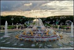 Bassin de Latone Versailles (Dominique Dufour) Tags: bassindelatone versailles chateaudeversailles latone fontaine eau bulledesavon jetdeau parc fujis5pro dominiquedufourphotos dominiquedufourflickr domdufour