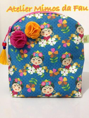 Nécessaire Frida Kahlo