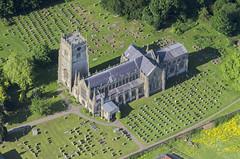 Terrington St Clement - St Clement Church - Norfolk aerial image (John D F) Tags: church norfolk aerialview aerial fens aerialphotography aerialphotograph norfolkchurches terrington terringtonstclement lovenorfolk droneview aerialimagesuk seenorfolk