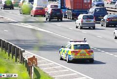 Audi A6 Avant Estate M8 Glasgow 2013 (seifracing) Tags: scotland europe britain scottish police security vehicles bmw vans british van emergency audi polizei mitsubishi spotting services policia strathclyde scania iveco brigade polis polizia ecosse politie policie ivecos seifracing