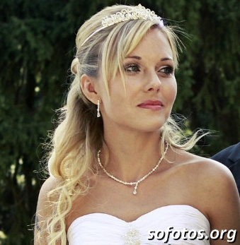 Penteados para noiva 148