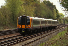 444044 - Shawford (danny444043) Tags: west south trains class swt 444 shawford desiro 444044