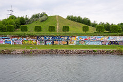 Graffiti wall (davidvankeulen) Tags: germany deutschland europe nrw landschaftspark gelsenkirchen ruhr ruhrgebiet nordrheinwestfalen zeche duitsland ruhrgebied metropool nordsternpark rvr rheinhernekanal bundesgartenschau industriekultur nordstern routederindustriekultur zechenordstern ruhrstadt metropoleruhr regionalverbandruhr noordrijnlandwestfalen nordsternparkgelsenkirchen ruhrmetropolis noordrijnwestfalen davidvankeulen davidcvankeulen urbandc metropolregionrheinruhr davidvankeulennl metropoolruhr metropoolgebiedrijnruhr landschaftsparknordsternpark