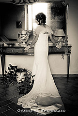 The bride, Wedding day (sferrazzo giuseppe) Tags: wedding beauty bride photo nice nikon flickr marriage sicily weddingday matrimonio sicilia bellezza giuseppe blackandwithe lentini d300s sferrazzo
