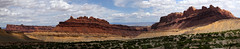 Black Dragon Valley (arbyreed) Tags: panorama southwest sandstone desert limestone geology sanrafaelswell sedimentaryrock utahgeology arbyreed dragoncanyon