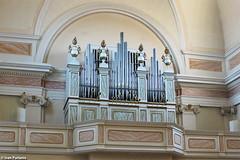 Vigodarzere, Chiesa di San Martino. Malvestio (Ivan Furlanis) Tags: pipe organ organo orgel canne orgue tuyaux pfeifen