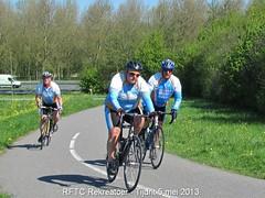 2013-05-04 RekreatoerTijdrit-20 (Rekreatoer) Tags: ridderkerk wielrennen toerfietsen rekreatoer