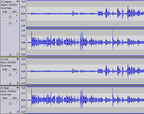Jon Galloway - Removing background noise in Audacity by