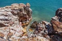 East Point Cliffs (Serendigity) Tags: ocean sea rocks reserve australia darwin cliffs eastpoint northernterritory