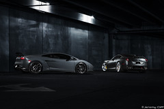 Lamborghini LP560 & Ferrari 599 GTB on ADV.1 Wheels (jeremycliff) Tags: red italy cliff chicago car canon italian automotive jeremy ferrari exotic lamborghini supercar cf carbonfiber rsc 599 lamborghinigallardo novitec automotivephotography 599gtb hypercar adv1 jeremycliff lp560 lp5604 adv1wheels jeremycliffcom jeremycliffphotography chicagoautomotivephotography