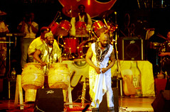 Osibisa Farewell Tour The National Theatre Accra Ghana West Africa May 7 1999 019 (photographer695) Tags: osibisa farewell tour ghana 1999 the national theatre accra west africa may 7