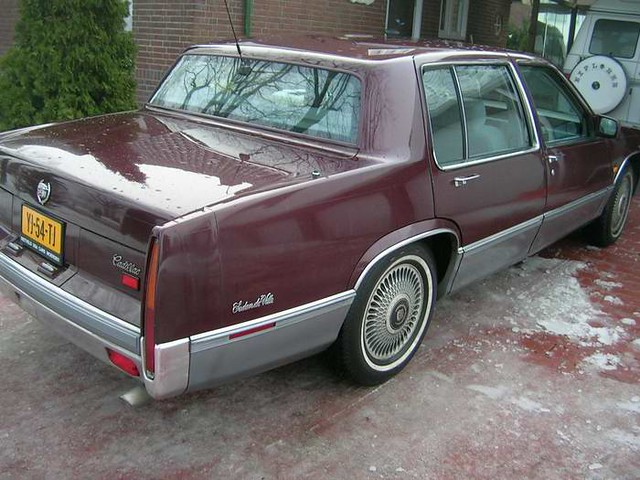 cadillac deville 1990 v8meetings