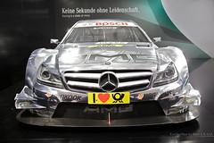 DTM AMG Mercedes C-COUPÉ (Patrick KAAS) Tags: eye car sport germany deutschland one mercedes automobile shot frankfurt patrick dtm amg iaa kaas 2013 ccoupé