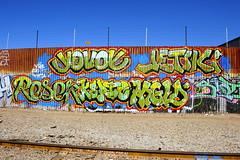 YOVOY, JETSKI, RESEK, KEPTO, ANGLO (STILSAYN) Tags: california graffiti oakland bay area jetski anglo kepto 2013 resek yovoy