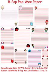 B-Pop Bad Girl SPWK Pee Wee Song Writing Paper Loose Leaf Note Book SD Japan Kid Poster Anime Manga Chibi   Video Arcade Game Supa Poster Fan Banner Poster Japan SD Anime Manga Chibi Kawaii Kodomo Kawaii Love Wrestling Toy Love Action Figure Fan Ring Shir (timesjon) Tags: girls music baby anime girl japan paper poster book asia punk mask magic chibi manga popart skimask animation girlpower glam supergirl popculture getout japanimation membersonly songwriter punkhair badgirl japanesegirl notepaper superdeformed girlsroom artclub looseleaf chinesegirl girlsrock japanesecomic writingpaper badkids chinabook maskkids japankid chinesecomic bpop dormposter animepaper punkpaper girlcomic katcat collegepaper badgirlposter japancomic cartoonpaper supapeweekids juniorwritersclub masonvalentine superpeeweekids masonvalentinecomicbook bpopposter supapeweekidsposter bpopbadgirlposter peeweebabies chinacomic girlspinkskimask chucartoon bpoppaper peweepaper chuchinese mangapaper peeweepaper badgirlpaper chibipaper japanesegirlbpop otakupaper girlsticktongueout