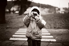 Little photographer (grygolas) Tags: nikkor50mm14ai