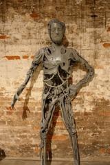 Venecian Man Soul (Efe Arat) Tags: venice italy art contemporary biennale venezia bienal biennaledivenezia