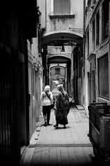 Venice - Women in the Alley