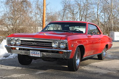 """1967 Chevelle SS 396 • <a style=""""font-size:0.8em;"""" href=""""http://www.flickr.com/photos/85572005@N00/11438629984/"""" target=""""_blank"""">View on Flickr</a>"""