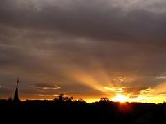 IMG_0440 b (Traud) Tags: sunset germany bayern deutschland bavaria evening abend sonnenuntergang sonne laufen salzach