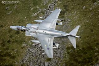 BAe Harrier ZG501 (72) GR.9 SAM Cottesmore 41(R)Sqn