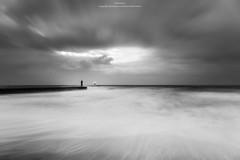 Porto (AFPereira) Tags: ocean lighthouse seascape portugal canon eos atlantic porto douro farol oceano atlantico onda